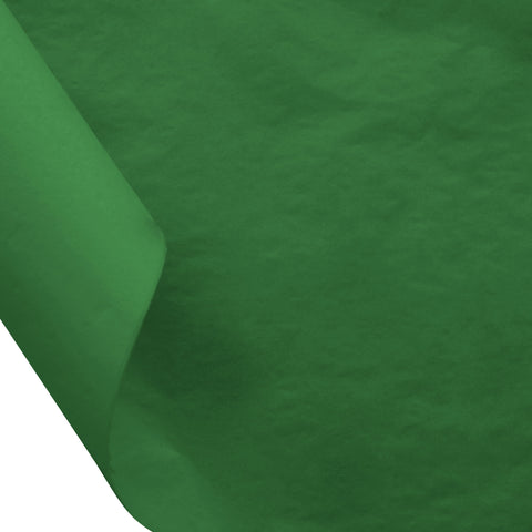 Dark Green Tissue Paper (MG) - Robins Packaging