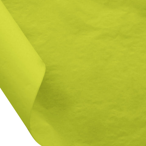 Lime Green Tissue Paper (MG) - Robins Packaging