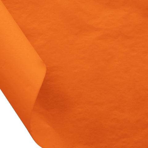 Orange Tissue Paper (MG) - Robins Packaging