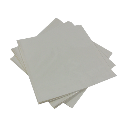 White Film Front Paper Bags - Robins Packaging