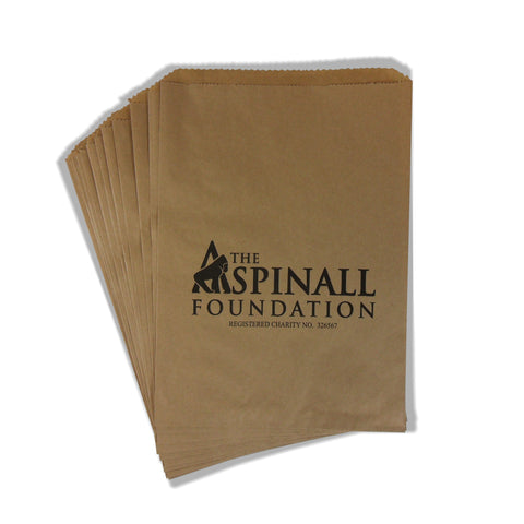 Printed Counter Bags - Robins Packaging