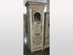 Antique Wardrobe 1 Door - Kif-Kif Import