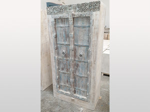Antique Wardrobe 2 Doors - Kif-Kif Import