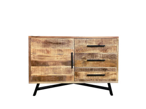 Retro 1-door sideboard - Kif-Kif Import