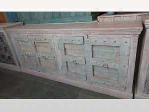 Buffet Antique 4 portes - Kif-Kif Import