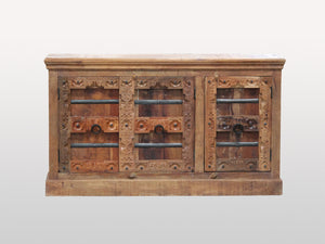 Buffet Antique Indien - Kif-Kif Import