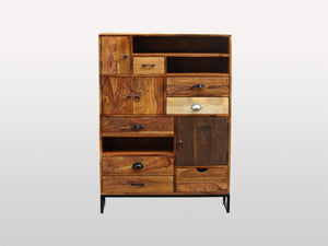 Soho sideboard 10 drawers - Kif-Kif Import