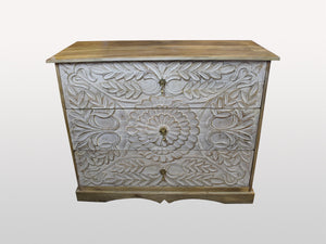 Goa chest of drawers