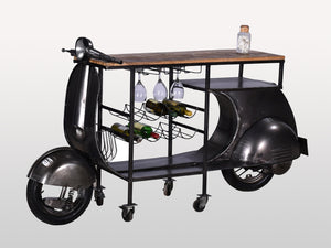 Console bar scooter industriel - Kif-Kif Import
