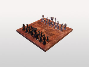 Industrial chess game