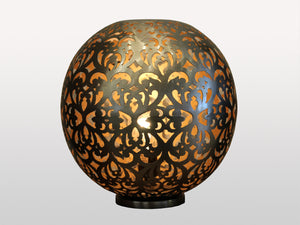 Lampe de table ronde Matki