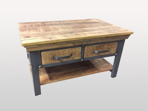 Coffee table Lenox 4 drawers