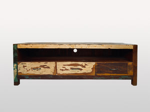 Kenaï 3-drawer TV cabinet - Kif-Kif Import