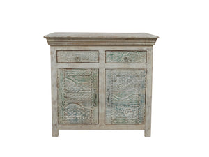 Buffet antique Mambok 2 portes - Kif-Kif Import