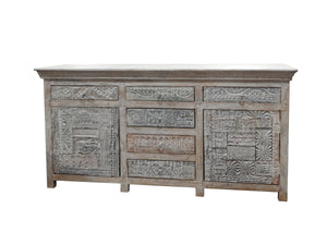 Buffet antique Mambok - Kif-Kif Import