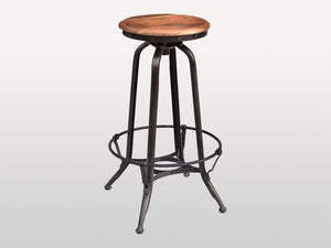 MANUFACTURE Bar Stool - Kif-Kif Import