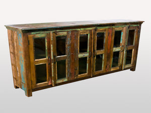 Glass sideboard in Mumbai - Kif-Kif Import