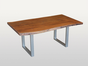 Acacia Live Edge dining table