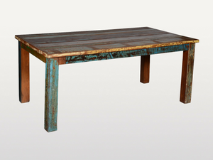 Mumbai Reclaimed Wood Dining Table - Kif-Kif Import