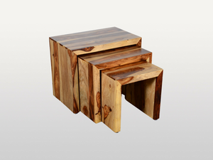 Side Table - Set of 3 - Kif-Kif Import