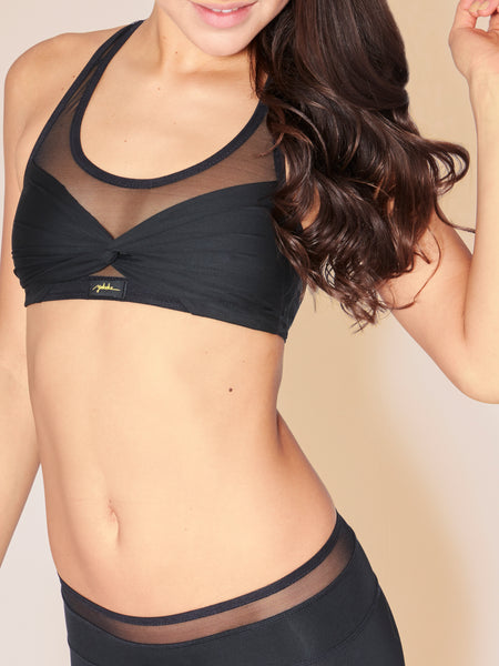 Yalopa Sportsbra | black for good