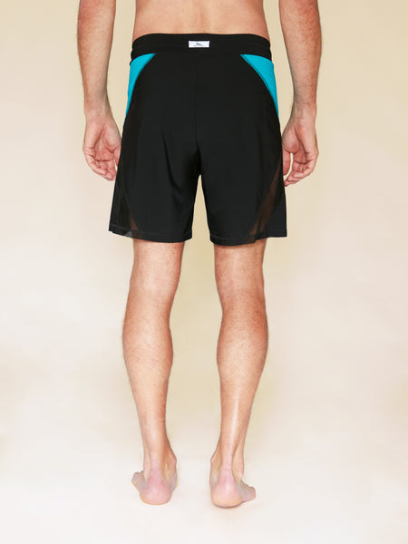 Arturo Shorts | hideaway turquoise