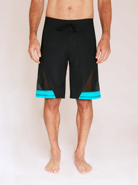 Nic X Shorts | hideaway turquoise