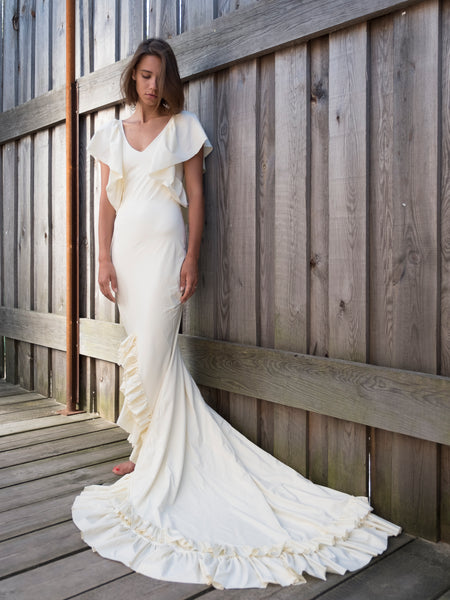 Arielle Weddingdress | avorio