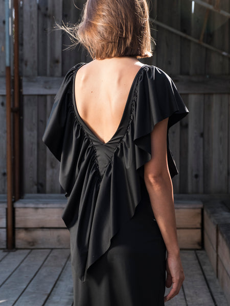 Ena Dress | black
