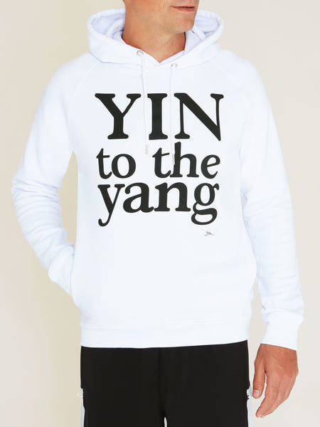 The Message Hoodie | yin gang