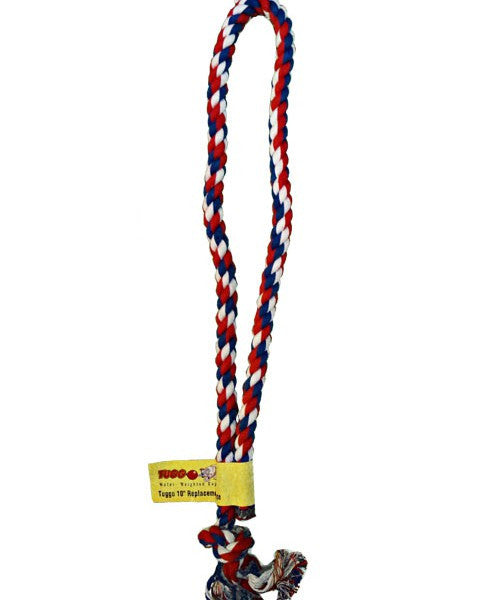 "10"" Ball Replacement Rope - Tuggo Dog Toys"
