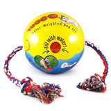 Tuggo (10 Inch) Water Weighted Exercise Dog Toy with Rope