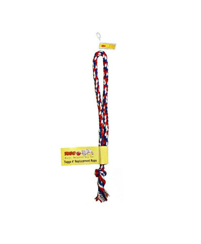 "4"" Ball Replacement Rope - Tuggo Dog Toys"