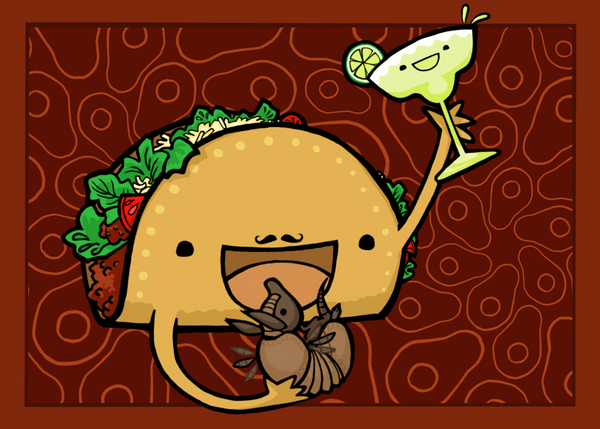 Taco :: Carnivorous Foods Series