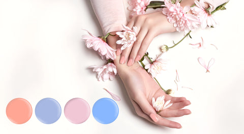 The Manicure Company Spring Gel Nail Polish