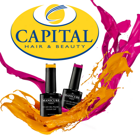 Gel nail polish collection - Capital Hair and beauty