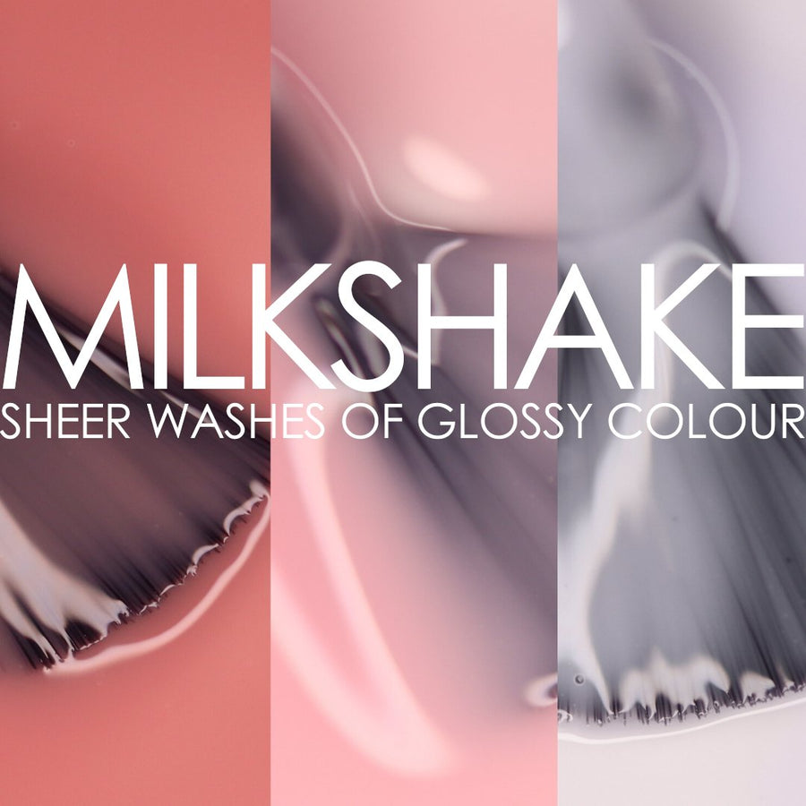 Milkshake Gel Polish Collection