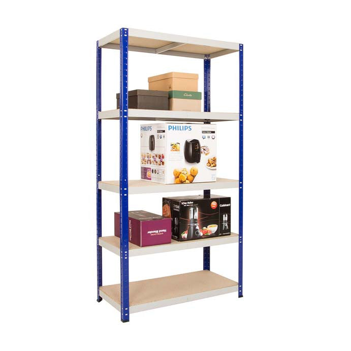 Clicka 175 Budget Shelving - Oracle Workplace