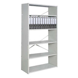 Rolled Edge Shelving System - Oracle Workplace