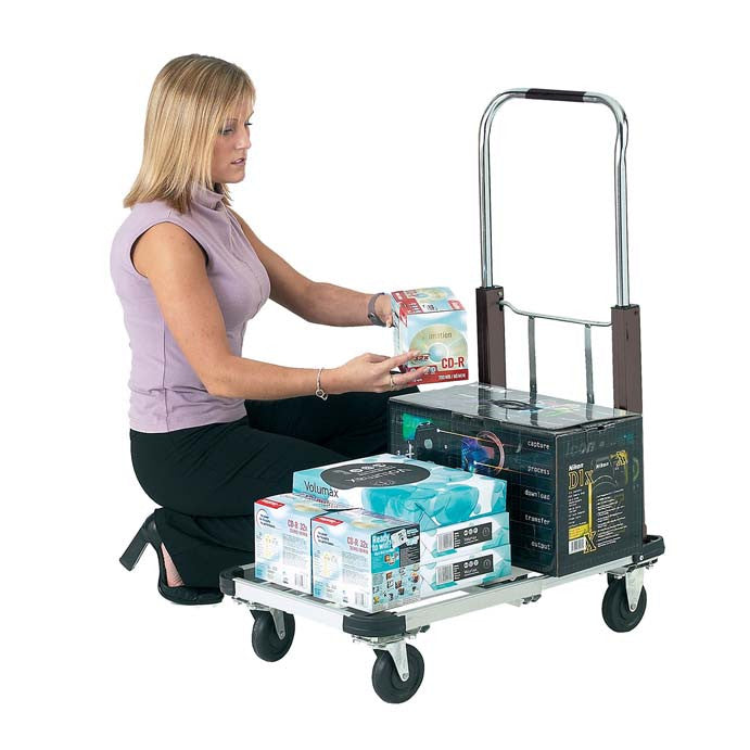 Multi Position Foldaway Trolley - Oracle Workplace