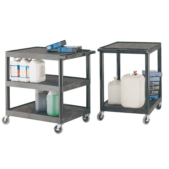 Plastic Multi Purpose Trolley - Oracle Workplace