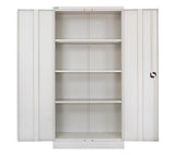 Full Height Steel Storage Cupboard - Oracle Workplace