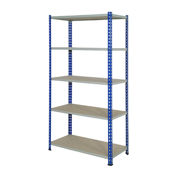 Industrial Racking 5 Shelves - Oracle Workplace
