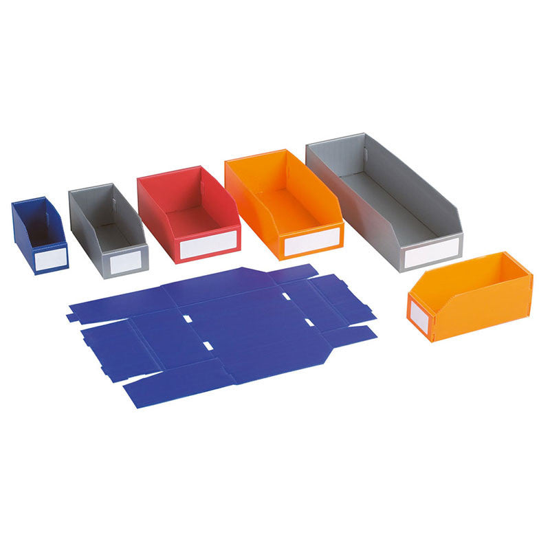 Kbins Polypropylene Parts Bins - Oracle Workplace