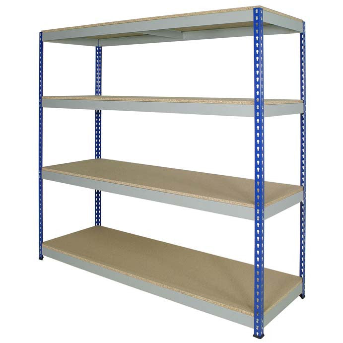 Medium Duty Rivet Racking - Oracle Workplace