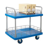 Proplaz Blue Trolleys - Oracle Workplace