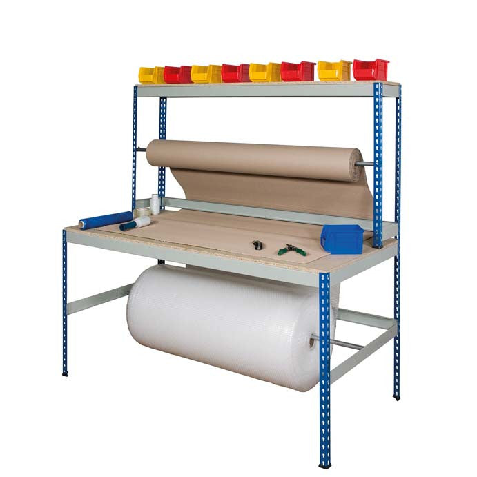 Industrial Packing Bench - Packing Station - Oracle Workplace