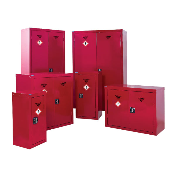 Pesticide & Agrochemical Hazardous Storage Cabinets - Oracle Workplace