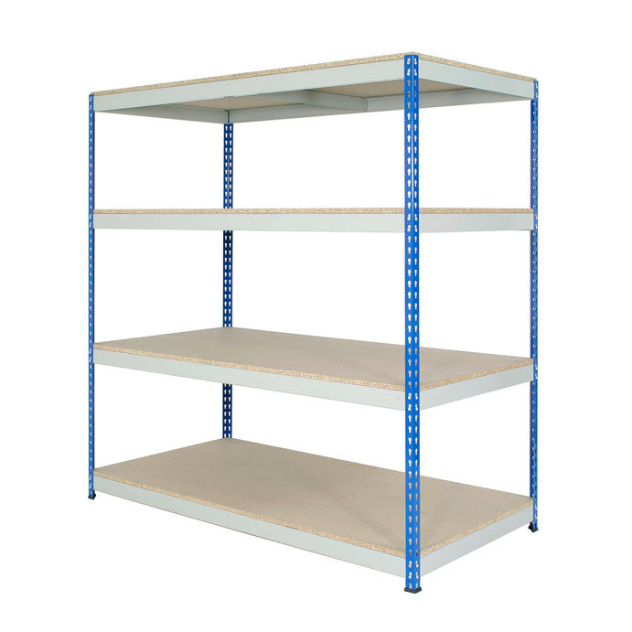 Heavy Duty Rivet Racking - Oracle Workplace
