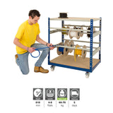 Cable Reel Dispensing Trolley - Oracle Workplace